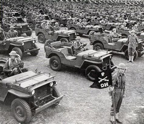 World Jeep Service 7890 Best Wwii Images On Wwii War And