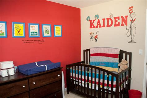 dr seuss baby boy nursery project nursery