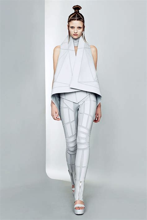 The Work Designer High Style by Techno Snobbery Fast Forward Gareth Pugh Summer 2011