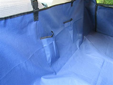 Premium Zipper Dogs 1 waterproof premium seat cover with seat anchors and zip up door protectors keeps hair