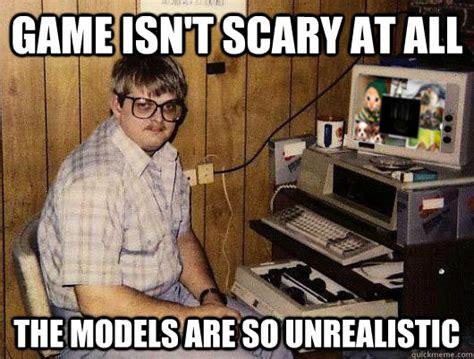 Scary Internet Memes - redditors on slender memes quickmeme