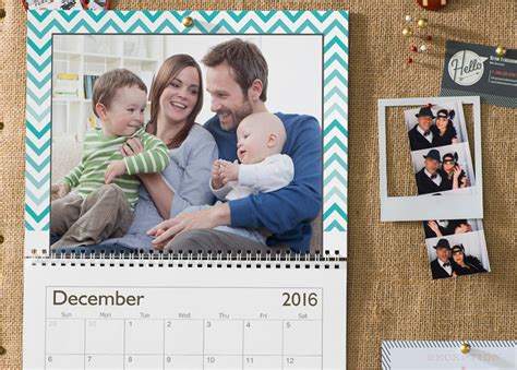 make personalized calendar personalized photo calendars 2017 vistaprint