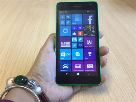 microsoft lumia 535 review windows best uk smartphone best windows phones 2015 which should you buy