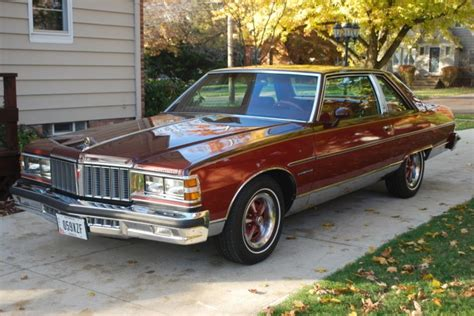 1979 Pontiac Bonneville Parts 1979 Pontiac Bonneville Information And Photos Momentcar