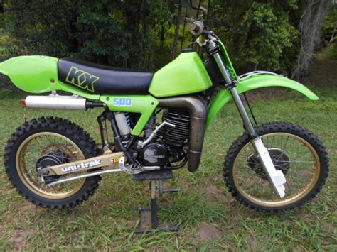 Kawasaki Kx 500 For Sale by Kawasaki Kx 500 1983 No Reserve Vmx Cr500 Yz490 Rm500 For