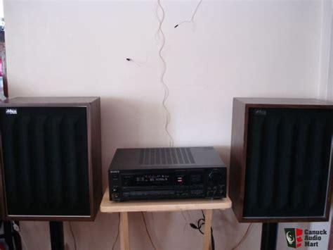 garage stereo system sony str av770 zenith allegro