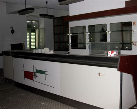 Altezza Bancone Bar by Vendesi Bancone Bar Vintage Degli Anni 50 Aprire Un Bar
