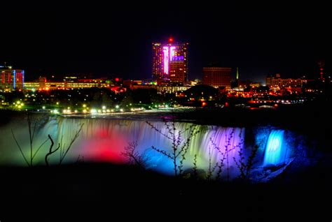 Festival Of Lights Niagara Falls by In Travel Festivals And Events From Around The World