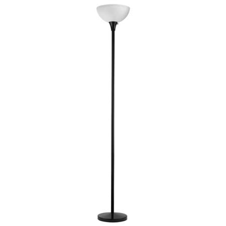 torchiere floor l globes globe electric company inc torchiere floor l black