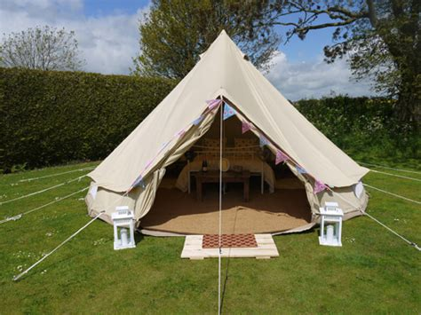 Wedding Bell Tent by The Luxury Tent Company Bell Tents For Hire Boutique