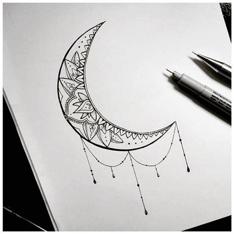 moon tattoo art drawing on instagram tattoos pinterest