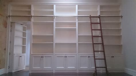 Bookcase Adelaide bookcase with library ladder adelaide heritage joinery furniture