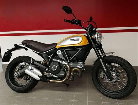 Ducati Retro Motorrad by Motorrad Occasion Kaufen Ducati 803 Scrambler Classic