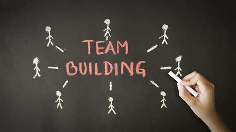 team building activities that work for your team