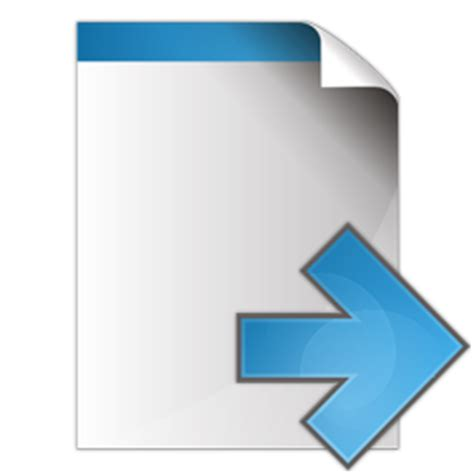 Home Design Tools Freeware Move File Right Icon Blue Bits Icons Softicons Com