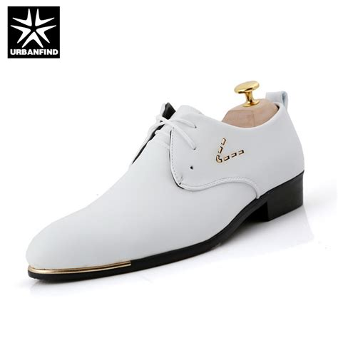 urbanfind fashion oxfords white black shoes eu