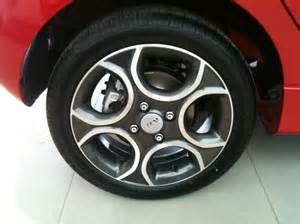 Alloy Wheels For Kia Kia Morning Picanto 5 Door 2012 Model Year Images