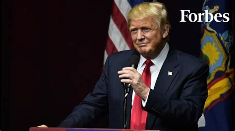 donald trump forbes writing by hand leads to success in achieving goals