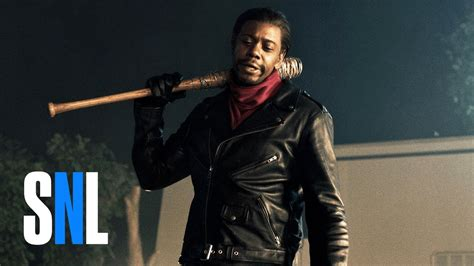 Anticlown Media Update by Dave Chappelle S The Walking Dead Sketch On Snl