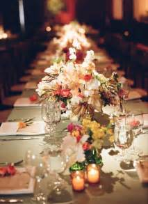 fall decorations for wedding reception fall wedding table decorations archives weddings romantique