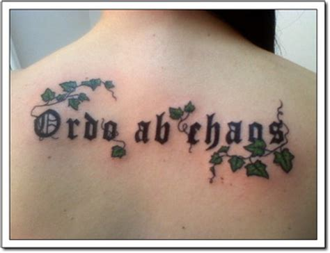 tattoo fonts for latin tattoos