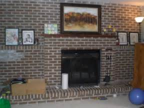 Painting Kitchen Cabinets With Annie Sloan Chalk Paint how to make a quick brick fireplace makeover kvriver com