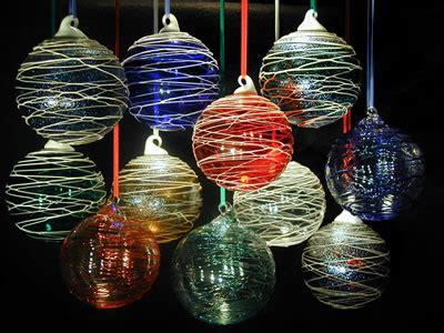 portofino christmas ornaments glass ornaments