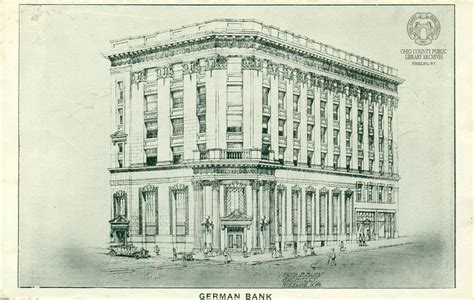 german for bank wheeling history gt washington ohio county