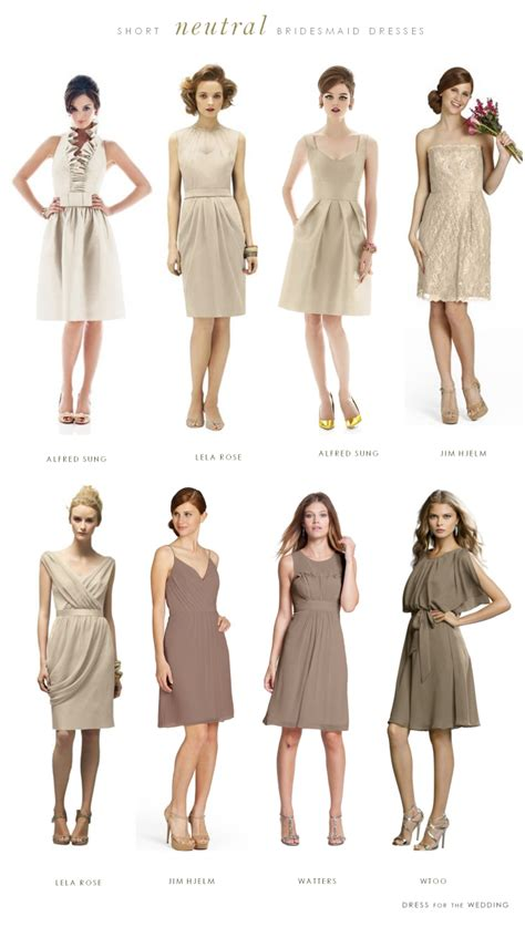 neutral colored dresses neutral colored cocktail dresses perlabook