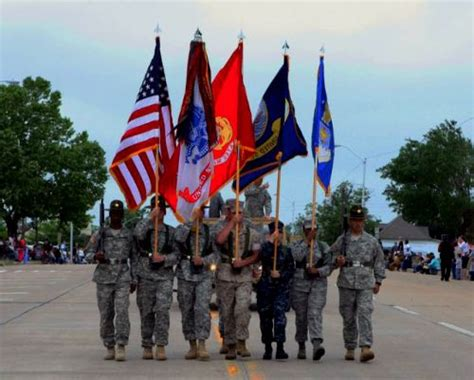 army color guard another the u s army will supply a color guard for