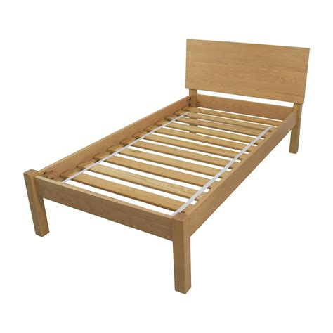room and board bed frame 73 off room and board room board twin pogo bed beds