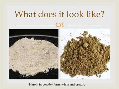 heroin color what color is heroin powder pictures to pin on