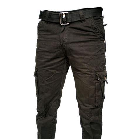 Pantalons Treillis Homme by Pantalon Treillis Cargo Ceinture Neuf Homme Achat