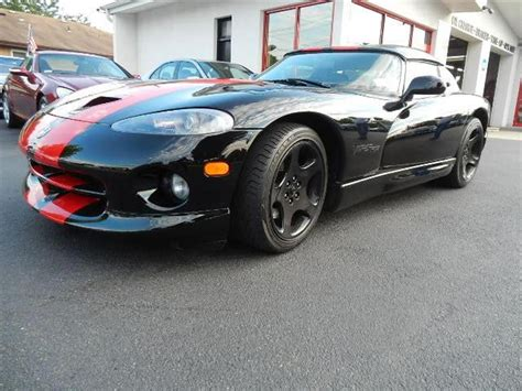 dodge viper used for sale 1999 dodge viper for sale carsforsale