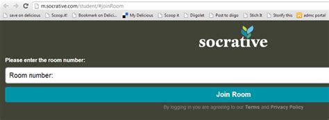 Socrative Student Room by S Toolkit For Shared Learning Tools For