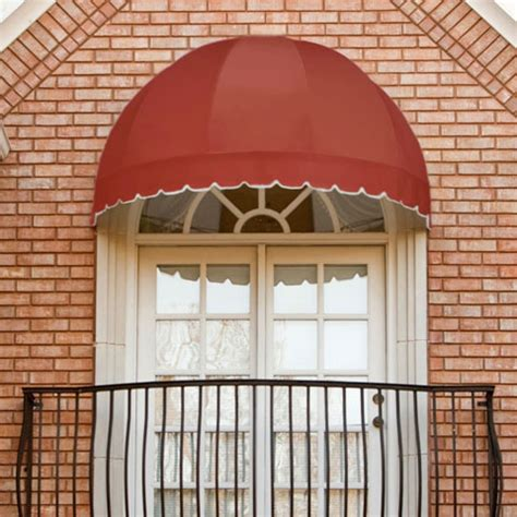 entry door awnings bostonian window or entry awning