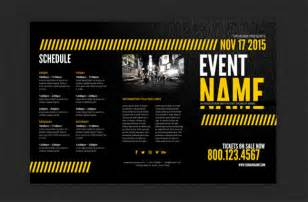 19 event brochure templates amp psd designs free