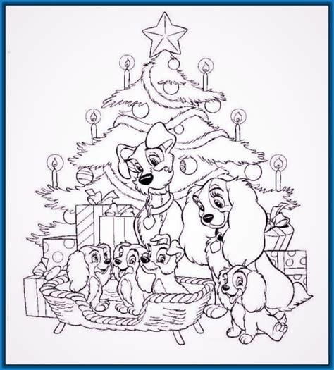 Dibujos De Navidad Para Pintar E Imprimir Dibujos De La | dibujos para colorear e imprimir de disney archivos