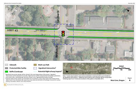 layout plan updated layout page 4 highway 43 conceptual design plan update