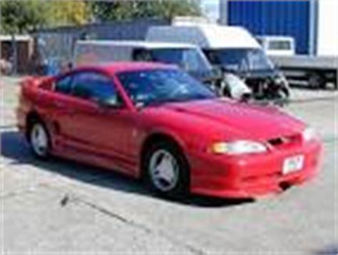 Ford Mustang 1994 1997 Full Factory Service Repair Manual