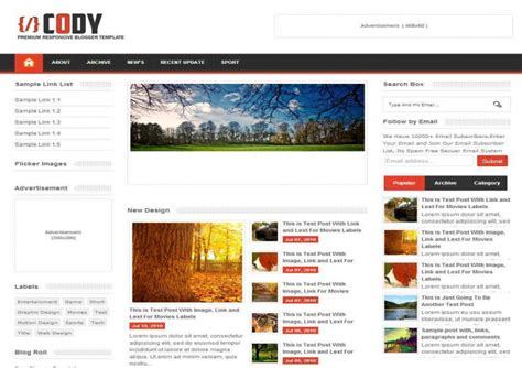 download new templates for blogger cody responsive blogger templates free download free