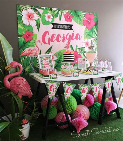 party themes elderly best 25 pink flamingo party ideas on pinterest