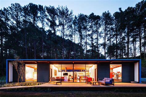 casa oz dise 241 o de casa peque 241 a moderna fachadas y planos