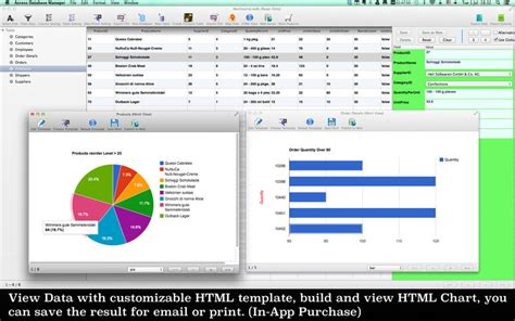 free database app accdb mdb database manager free mac software