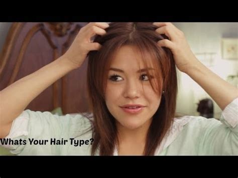 How To Determine Your Hair Type by How To Determine Your Hair Type With Your Hairstylist