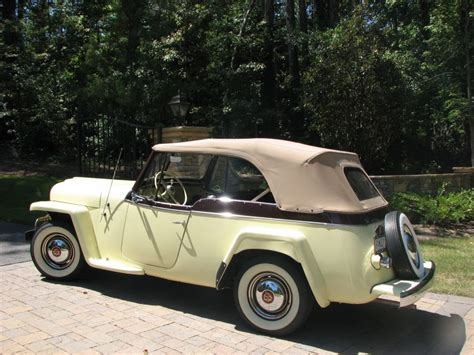 willys jeepster for sale 1967 1949 willys jeepster for sale autos post