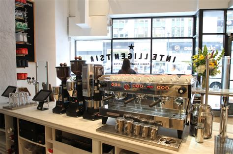 best home design stores nyc first look intelligentsia s herald square cafe at urban