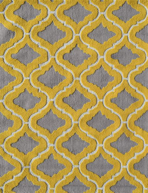 yellow pattern rug district17 marrakesh yellow rug patterned rugs