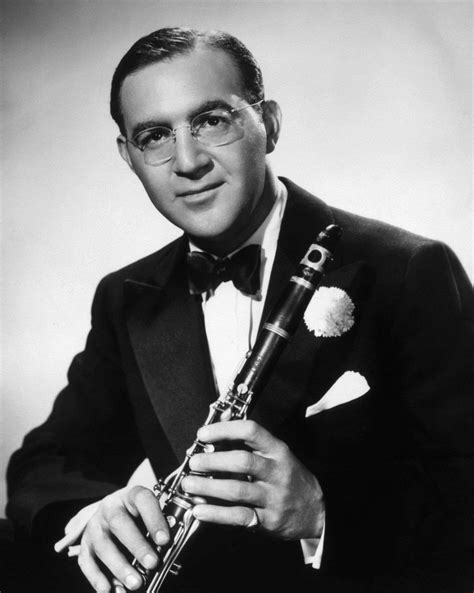cantanti swing benny goodman all about jazz