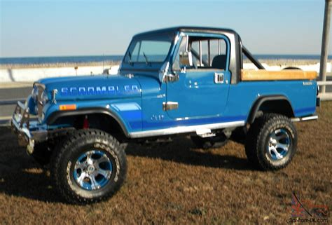 Jeep Scramblers For Sale Null Scrambler Cj8